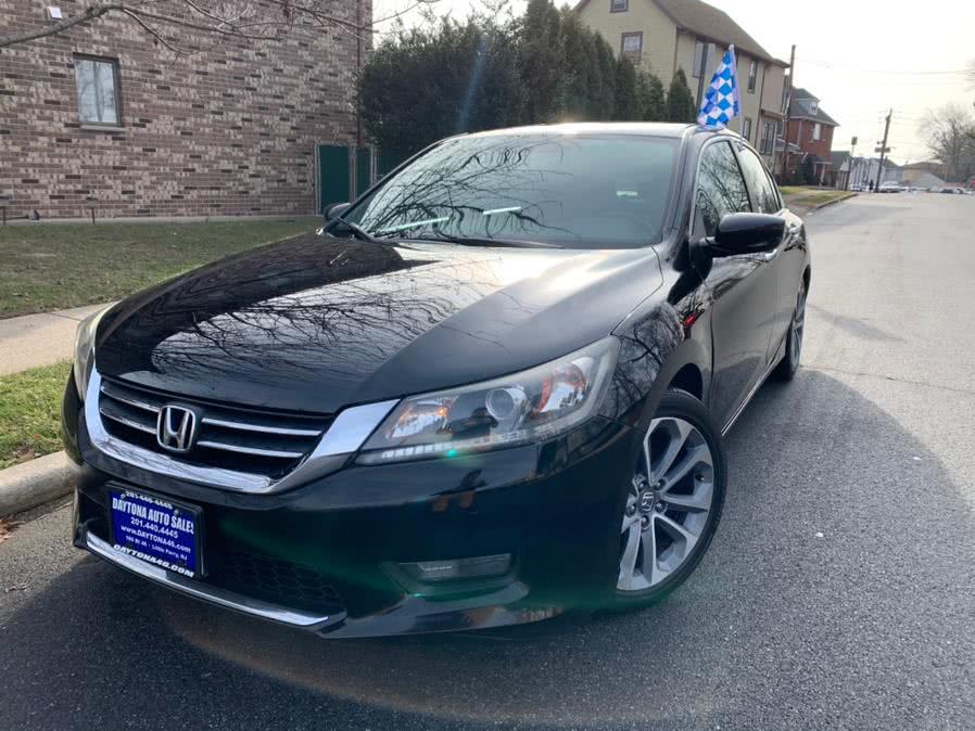 Used 2014 Honda Accord Sedan in Little Ferry, New Jersey | Daytona Auto Sales. Little Ferry, New Jersey