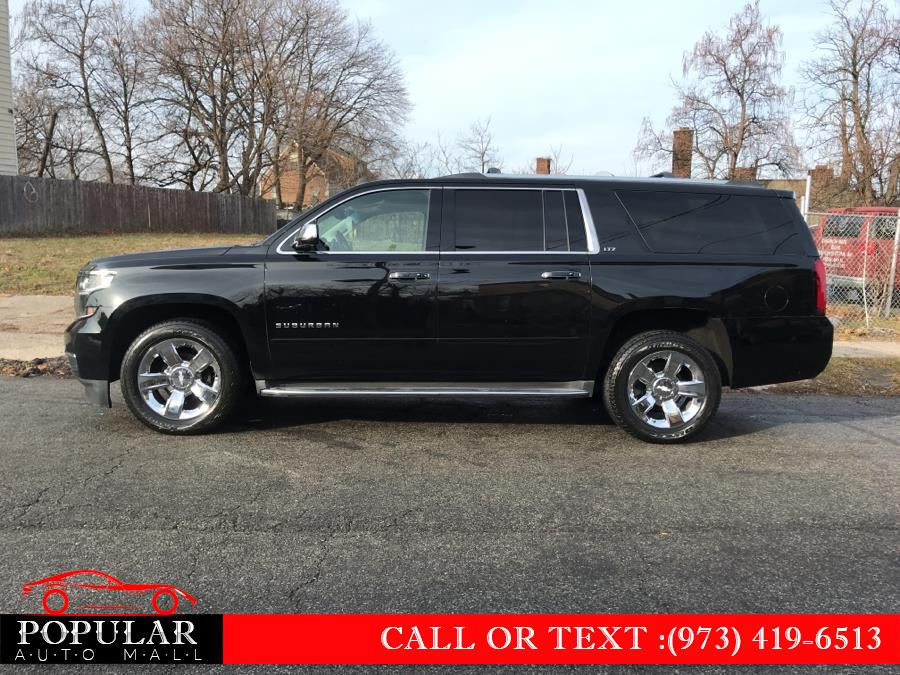 2015 Chevrolet Suburban 4WD 4dr LTZ, available for sale in Newark , New Jersey   Popular Auto Mall Inc . Newark , New Jersey