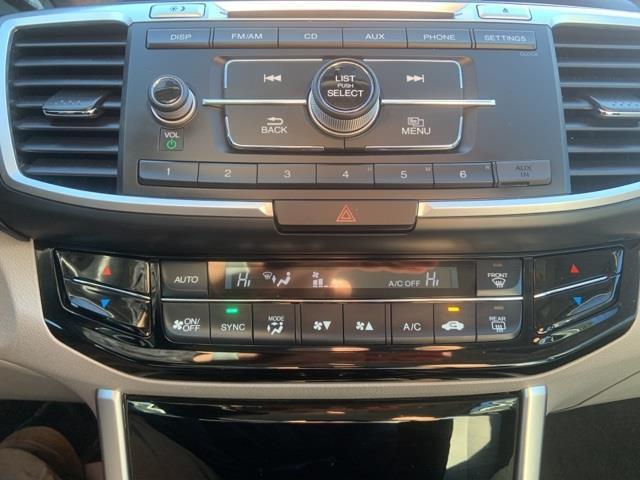 Used Honda Accord LX 2017 | Sullivan Automotive Group. Avon, Connecticut