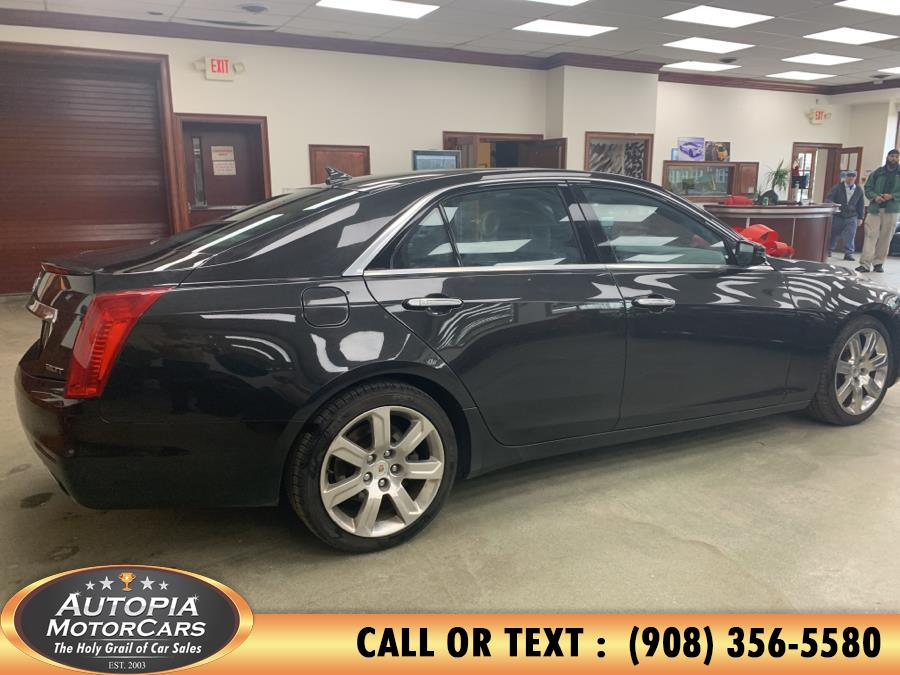 Used Cadillac CTS Sedan 4dr Sdn 2.0L Turbo Premium AWD 2014 | Autopia Motorcars Inc. Union, New Jersey