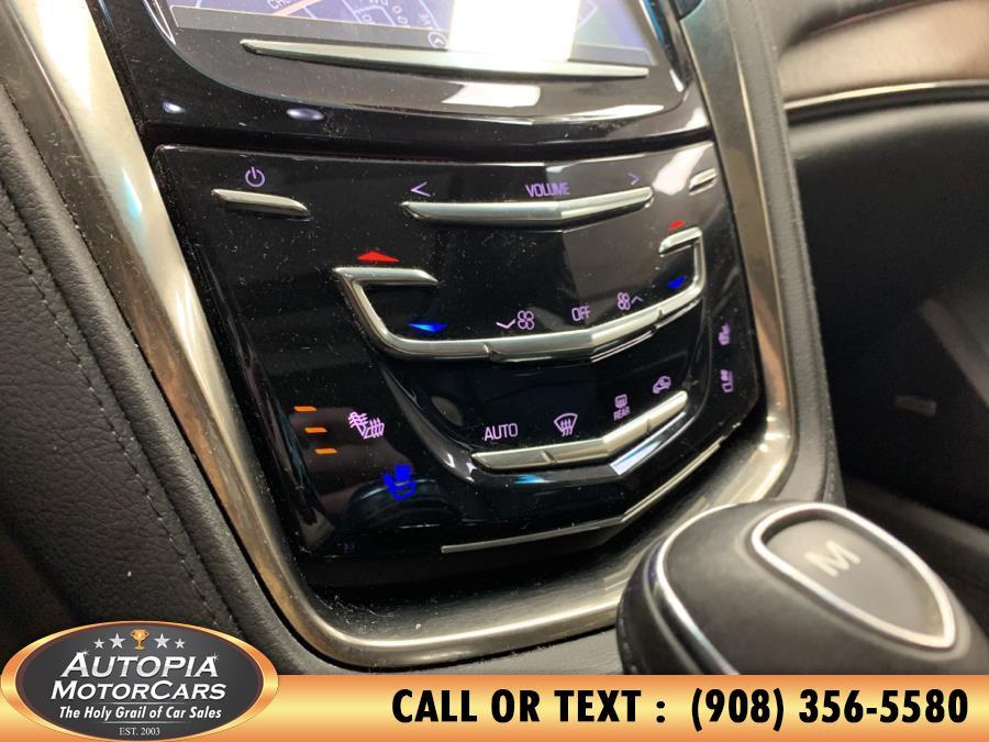 Used Cadillac CTS Sedan 4dr Sdn 2.0L Turbo AWD 2016 | Autopia Motorcars Inc. Union, New Jersey