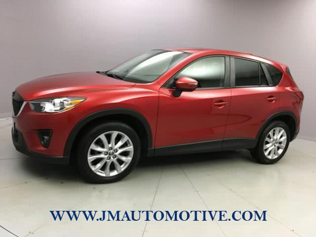Used 2015 Mazda Cx-5 in Naugatuck, Connecticut | J&M Automotive Sls&Svc LLC. Naugatuck, Connecticut