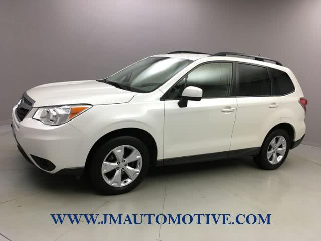 Used 2014 Subaru Forester in Naugatuck, Connecticut | J&M Automotive Sls&Svc LLC. Naugatuck, Connecticut