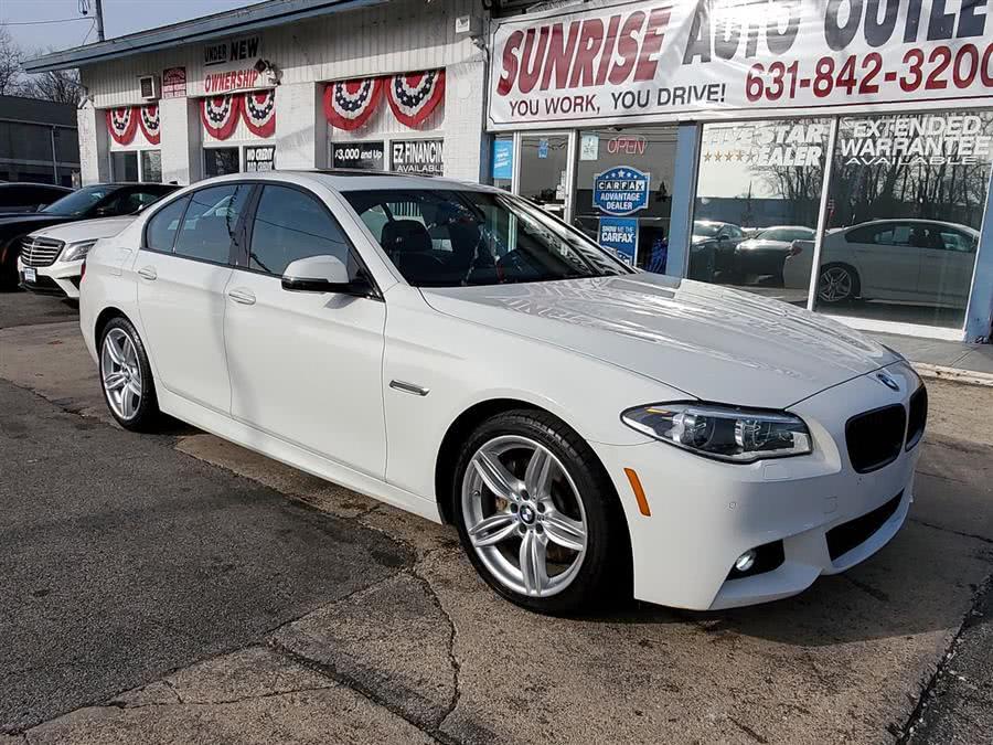 Used 2016 BMW 5 Series in Jamaica, New York | Hillside Auto Mall Inc.. Jamaica, New York