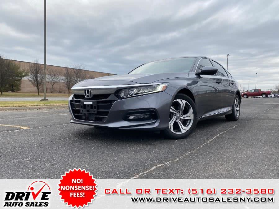 Used Honda Accord Sedan EX-L 2.0T Auto 2018 | Drive Auto Sales. Bayshore, New York