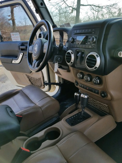 2011 Jeep Wrangler 4WD 2dr Sahara, available for sale in Old Saybrook, Connecticut | Saybrook Auto Barn. Old Saybrook, Connecticut