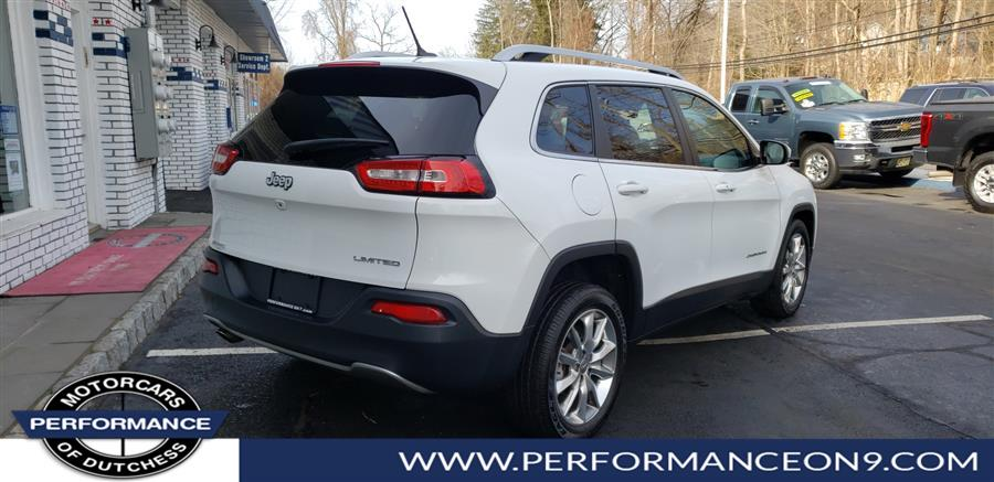 Used Jeep Cherokee 4dr Limited 2014 | Performance Motorcars Inc. Wappingers Falls, New York