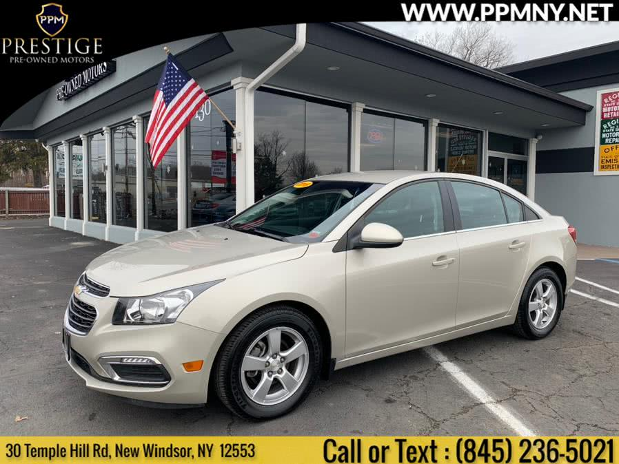 Used Chevrolet Cruze 4dr Sdn Auto 1LT 2015 | Prestige Pre-Owned Motors Inc. New Windsor, New York