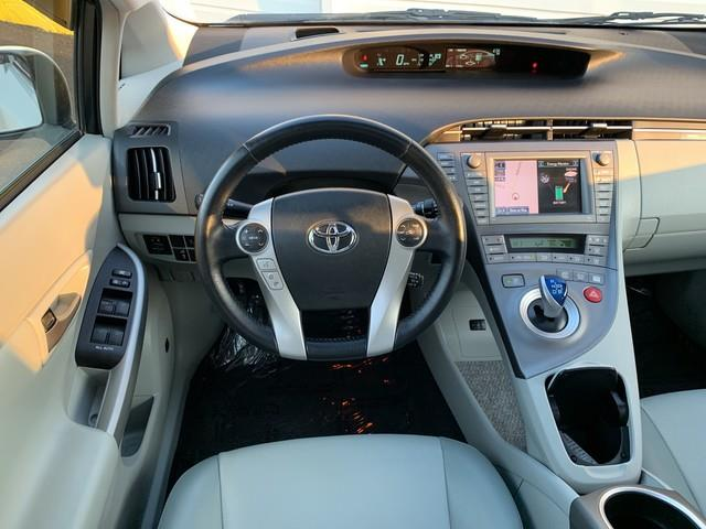 Used Toyota Prius Five 2012 | Valentine Motor Company. Forestville, Maryland