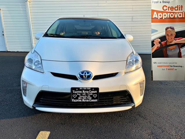 2012 Toyota Prius Five, available for sale in Forestville, Maryland | Valentine Motor Company. Forestville, Maryland
