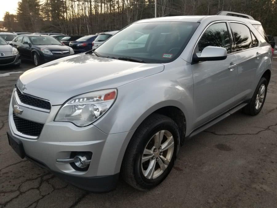Used Chevrolet Equinox AWD 4dr LT w/2LT 2012 | ODA Auto Precision LLC. Auburn, New Hampshire