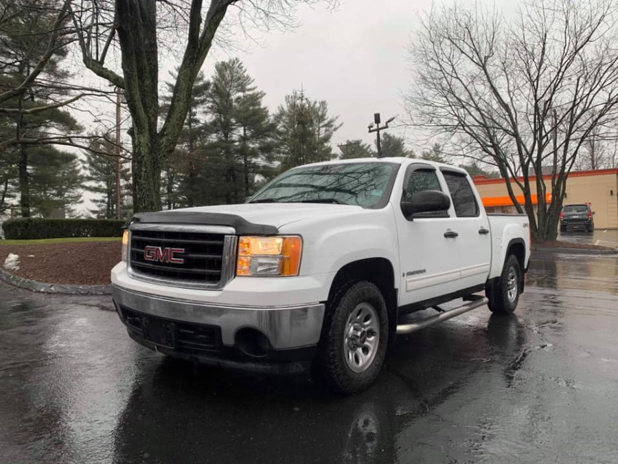 """Used GMC Sierra 1500 4WD Crew Cab 143.5"""" Work Truck 2007 