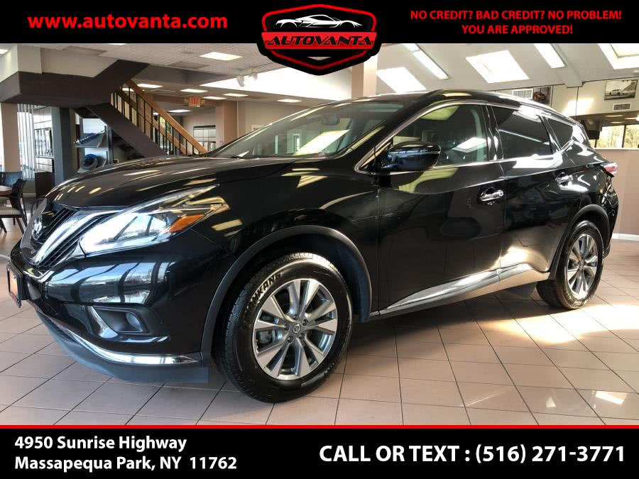 Used 2017 Nissan Murano in Massapequa Park, New York | Autovanta. Massapequa Park, New York