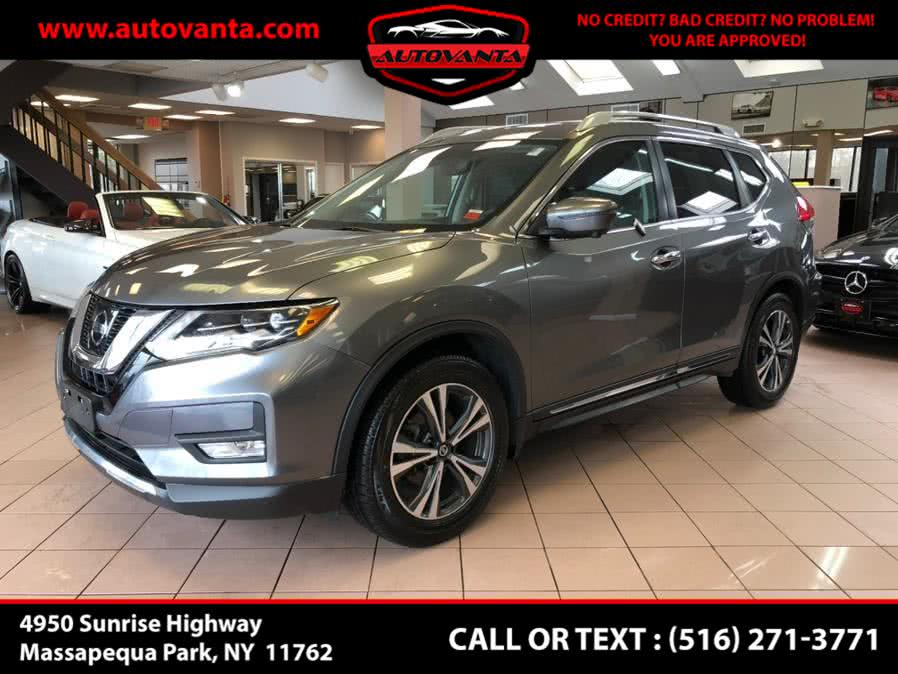 Used 2018 Nissan Rogue in Massapequa Park, New York | Autovanta. Massapequa Park, New York