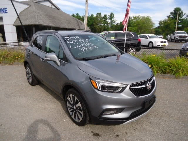 Used Buick Encore AWD 4dr Essence 2019 | Chapdelaine Truck Center Inc.. Lunenburg, Massachusetts