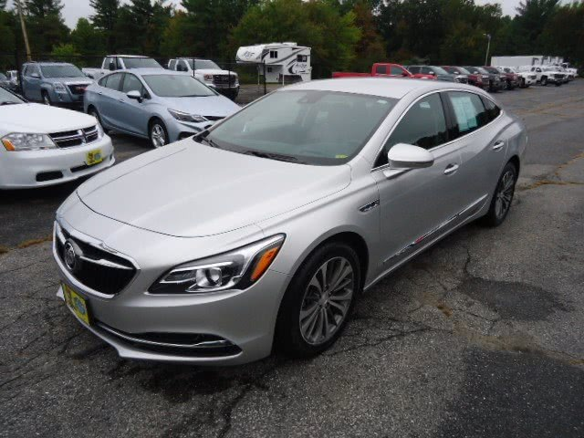 Used Buick LaCrosse 4dr Sdn Premium FWD 2018 | Chapdelaine Truck Center Inc.. Lunenburg, Massachusetts