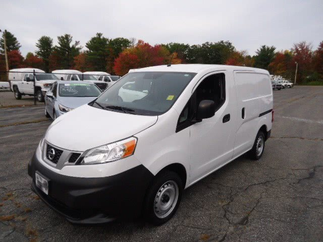 Used 2019 Nissan NV200 Compact Cargo in Lunenburg, Massachusetts | Chapdelaine Truck Center Inc.. Lunenburg, Massachusetts