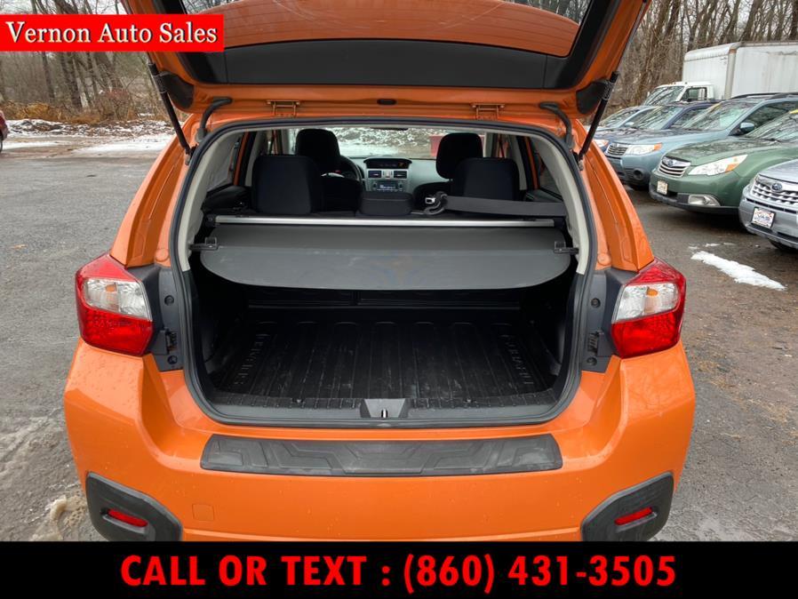 Used Subaru XV Crosstrek 5dr Man 2.0i Premium 2013 | Vernon Auto Sale & Service. Manchester, Connecticut