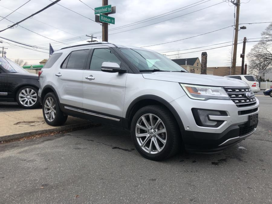 2017 Ford Explorer Limited 4WD, available for sale in Franklin Square, New York | Signature Auto Sales. Franklin Square, New York