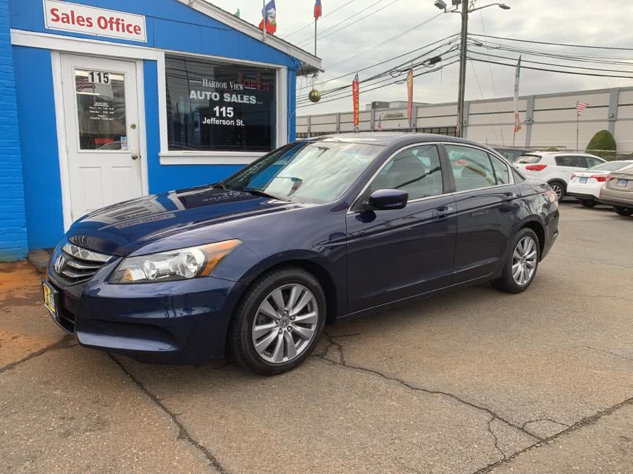 2011 Honda Accord Sdn 4dr I4 Auto EX, available for sale in Stamford, Connecticut | Harbor View Auto Sales LLC. Stamford, Connecticut