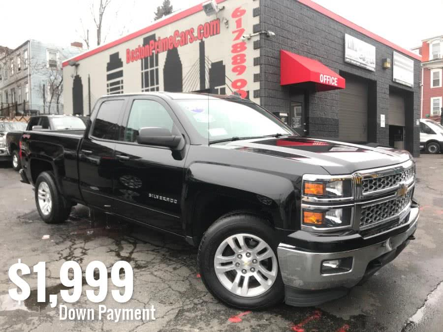 Used 2015 Chevrolet Silverado 1500 in Chelsea, Massachusetts | Boston Prime Cars Inc. Chelsea, Massachusetts