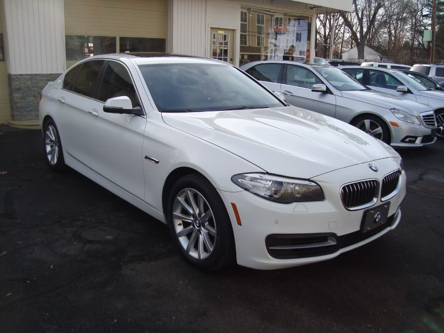 Used 2014 BMW 5 Series in Manchester, Connecticut | Yara Motors. Manchester, Connecticut