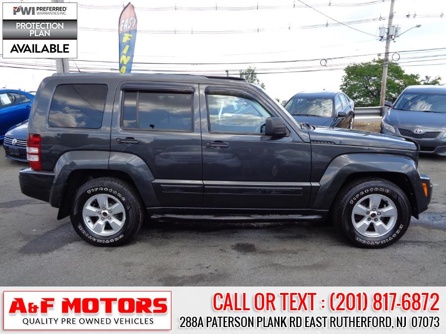 Used Jeep Liberty 4WD 4dr Sport 2011 | A&F Motors LLC. East Rutherford, New Jersey