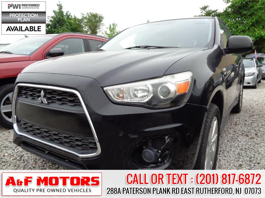 Used 2013 Mitsubishi Outlander Sport in East Rutherford, New Jersey | A&F Motors LLC. East Rutherford, New Jersey