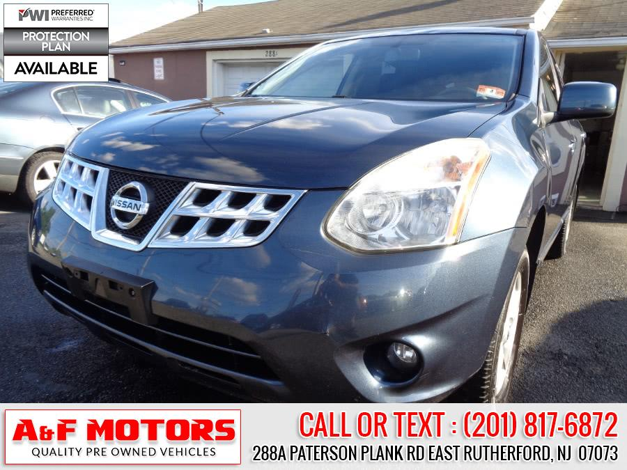 Used Nissan Rogue AWD 4dr S 2013 | A&F Motors LLC. East Rutherford, New Jersey
