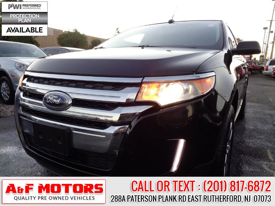 Used 2013 Ford Edge in East Rutherford, New Jersey   A&F Motors LLC. East Rutherford, New Jersey