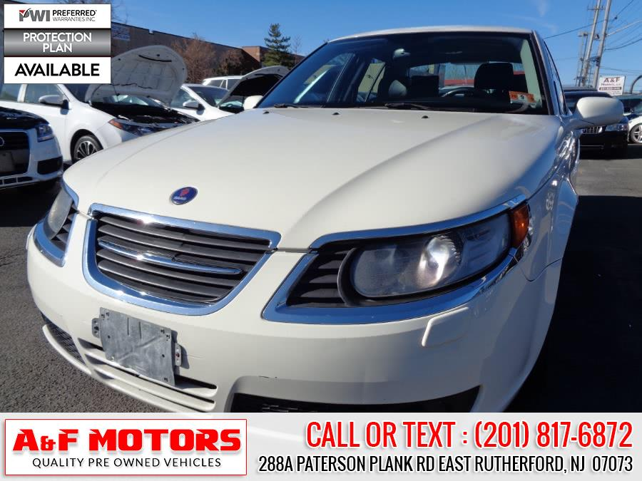 Used 2008 Saab 9-5 in East Rutherford, New Jersey | A&F Motors LLC. East Rutherford, New Jersey