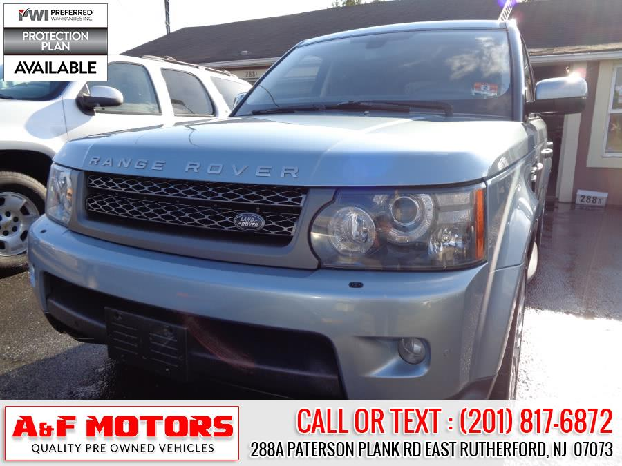 Used Land Rover Range Rover Sport 4WD 4dr HSE LUX 2011 | A&F Motors LLC. East Rutherford, New Jersey