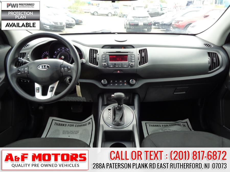 Used Kia Sportage AWD 4dr LX 2012 | A&F Motors LLC. East Rutherford, New Jersey