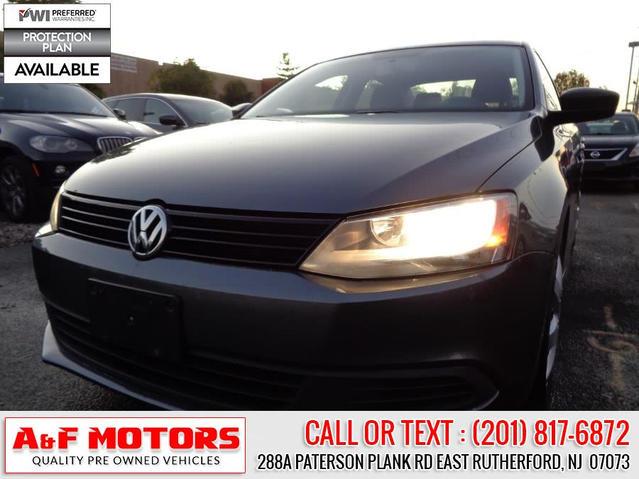 Used 2012 Volkswagen Jetta Sedan in East Rutherford, New Jersey | A&F Motors LLC. East Rutherford, New Jersey