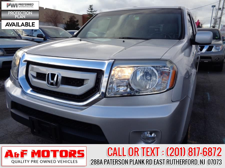 Used 2010 Honda Pilot in East Rutherford, New Jersey | A&F Motors LLC. East Rutherford, New Jersey