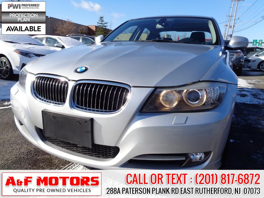 Used 2011 BMW 3 Series in East Rutherford, New Jersey | A&F Motors LLC. East Rutherford, New Jersey