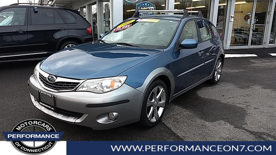 Used 2009 Subaru Impreza Wagon in Wilton, Connecticut | Performance Motor Cars. Wilton, Connecticut