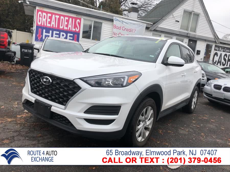 2019 Hyundai Tucson SE AWD, available for sale in Elmwood Park, New Jersey | Route 4 Auto Exchange. Elmwood Park, New Jersey