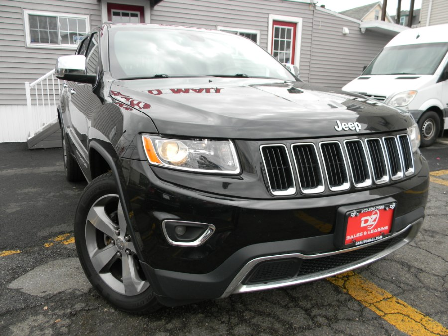 Used Jeep Grand Cherokee 4WD 4dr Limited 2016 | DZ Automall. Paterson, New Jersey