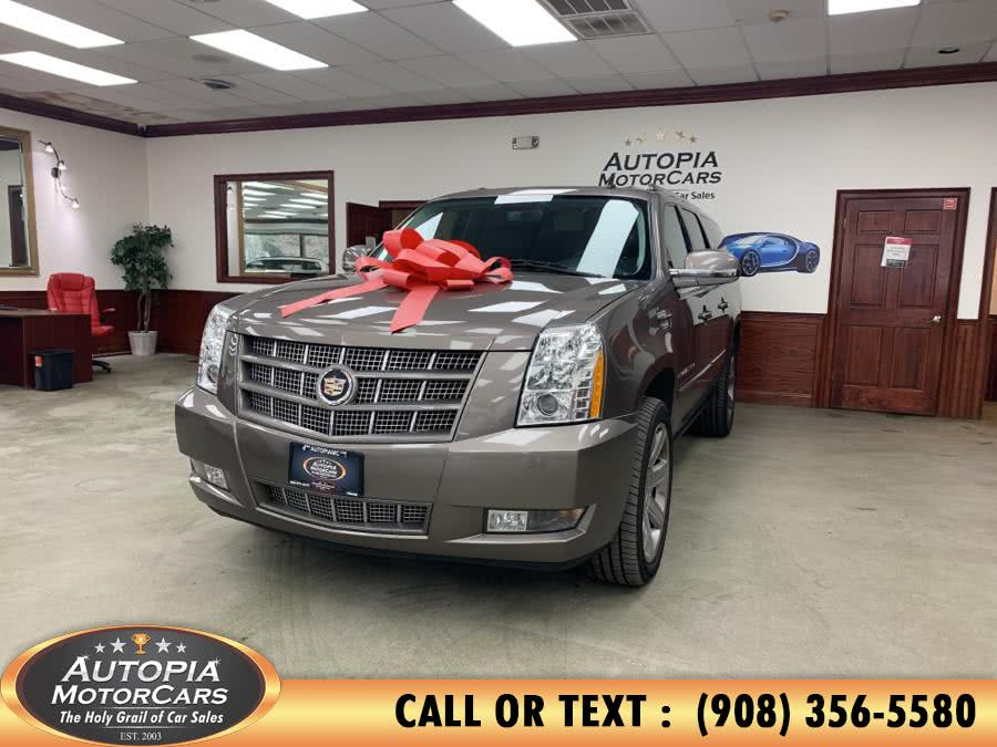 Used 2014 Cadillac Escalade ESV in Union, New Jersey | Autopia Motorcars Inc. Union, New Jersey
