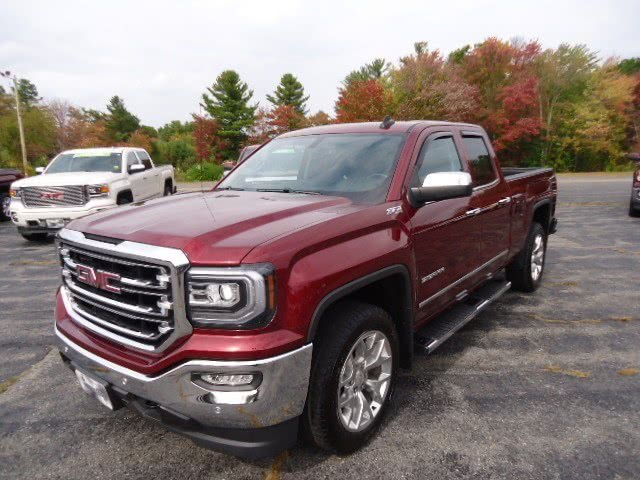Used GMC Sierra 1500 4WD Double Cab 143.5
