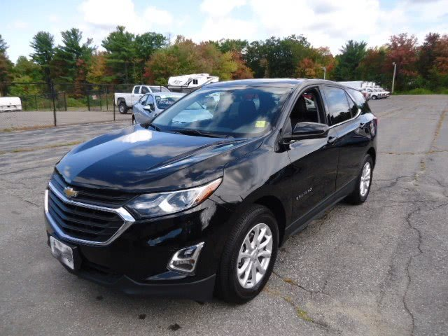 Used 2019 Chevrolet Equinox in Lunenburg, Massachusetts | Chapdelaine Truck Center Inc.. Lunenburg, Massachusetts