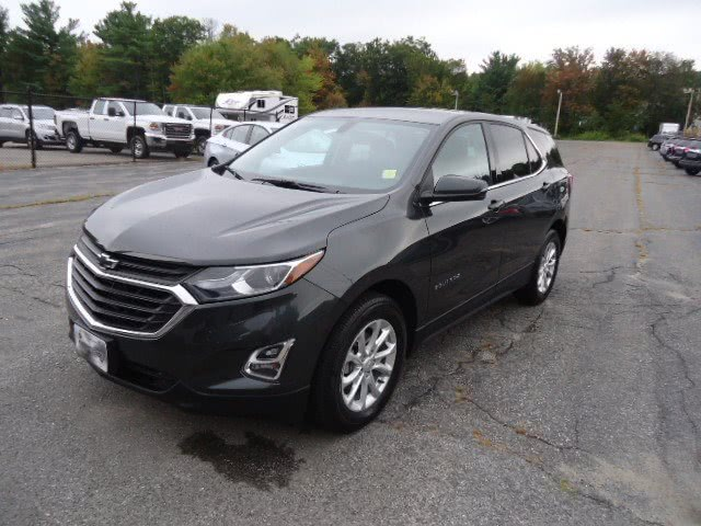 Used Chevrolet Equinox AWD 4dr LT w/1LT 2018 | Chapdelaine Truck Center Inc.. Lunenburg, Massachusetts