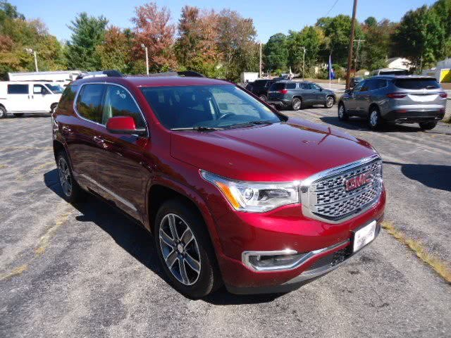 Used GMC Acadia AWD 4dr Denali 2017 | Chapdelaine Truck Center Inc.. Lunenburg, Massachusetts