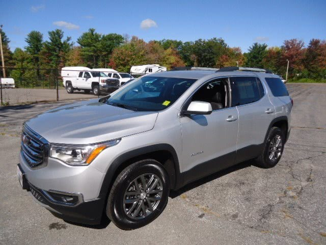 Used GMC Acadia AWD 4dr SLT w/SLT-1 2019 | Chapdelaine Truck Center Inc.. Lunenburg, Massachusetts
