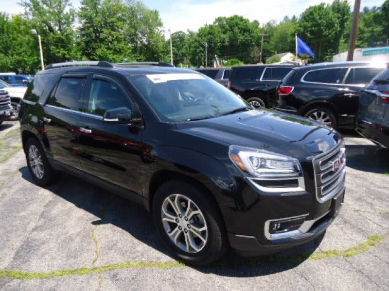 Used GMC Acadia AWD 4dr SLT w/SLT-2 2016 | Chapdelaine Truck Center Inc.. Lunenburg, Massachusetts