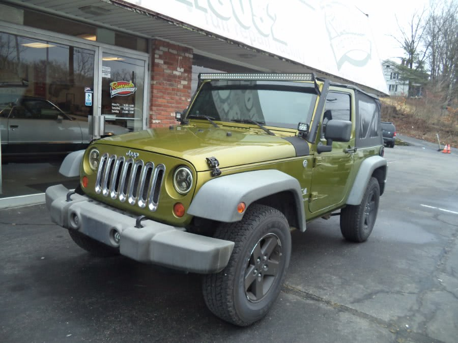 Used 2008 Jeep Wrangler in Naugatuck, Connecticut | Riverside Motorcars, LLC. Naugatuck, Connecticut