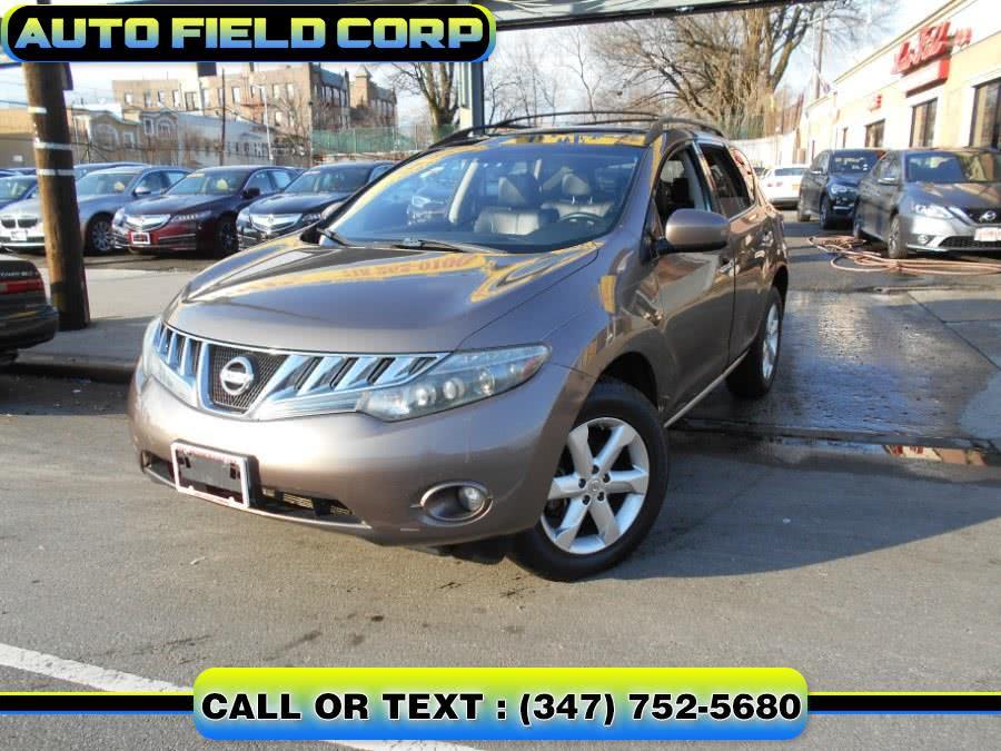 Used 2009 Nissan Murano in Jamaica, New York   Auto Field Corp. Jamaica, New York