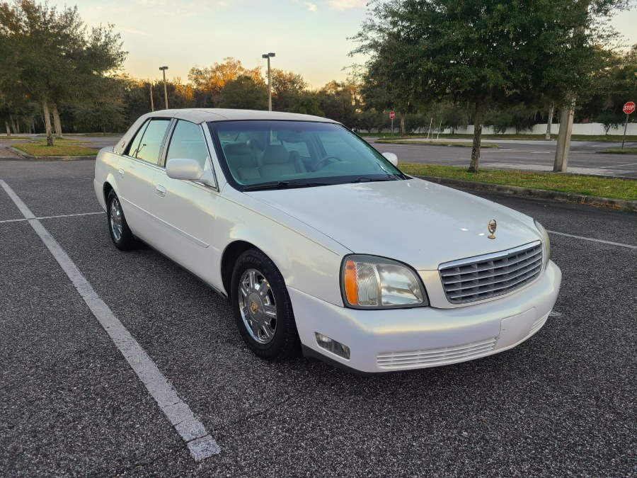 Used 2005 Cadillac DeVille 4dr Sdn